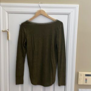 Abercrombie & Fitch Long Sleeve Sweater